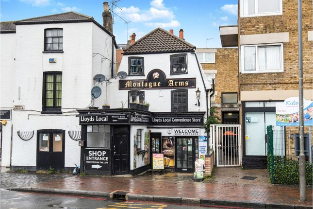 Front View of Medfield Street, London SW15