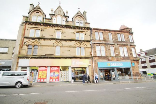 Thumbnail Commercial property for sale in 42, High Street, Johnstone PA58An