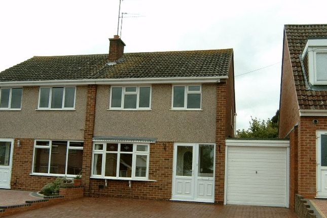Thumbnail Semi-detached house to rent in St. Judes Avenue, Studley