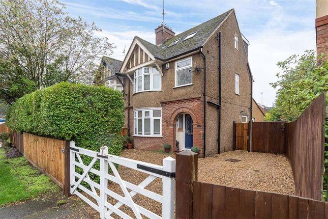 Thumbnail Semi-detached house for sale in Plantation Road, Heath And Reach, Leighton Buzzard