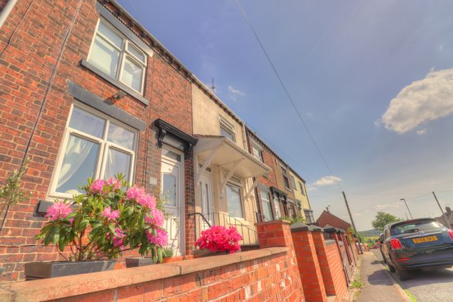 Terraced house for sale in Wereton Road, Audley, Stoke-On-Trent