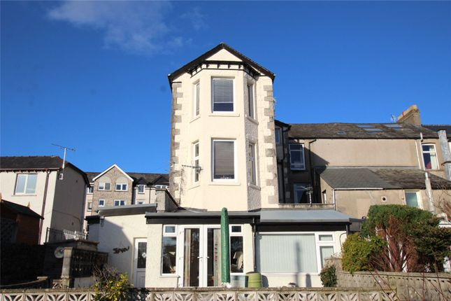 Thumbnail Flat to rent in Flat 3, West House, Kents Bank Road, Grange-Over-Sands