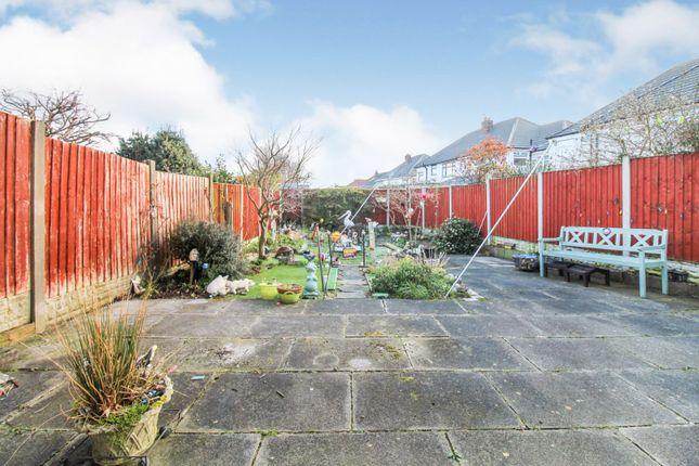 Rear Garden of North Barcombe Road, Liverpool L16