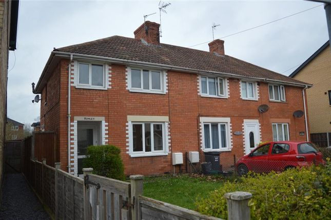 Thumbnail End terrace house to rent in Alfred Street, Taunton, Somerset