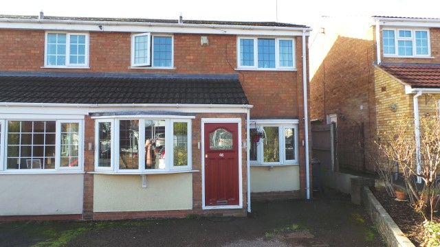 3 bed semi-detached house for sale in Goodison Gardens, Erdington, Birmingham