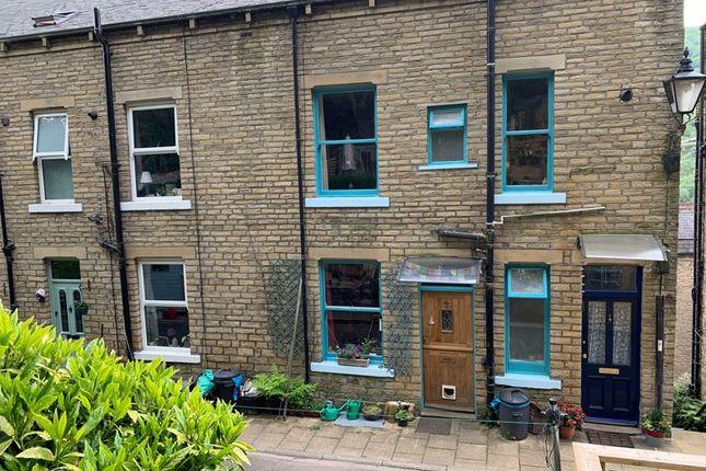 3 bed terraced house for sale in Mason Street, Hebden Bridge HX7