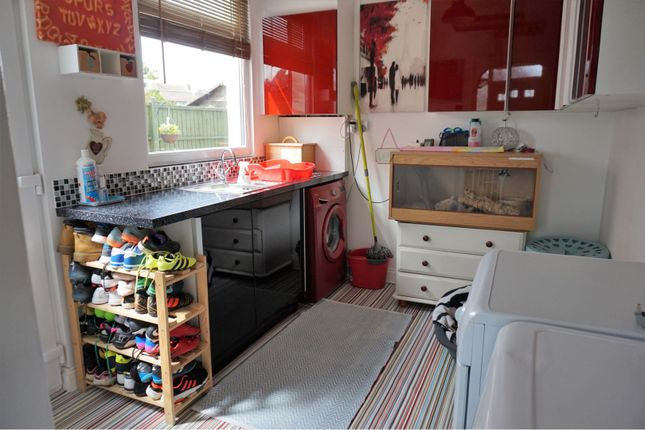 Utility Room of Ridge Road, Kempston MK43