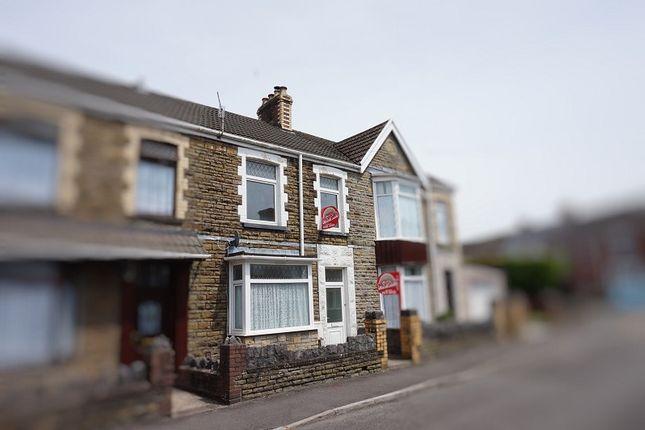Thumbnail Flat for sale in Leonard Street, Neath, Neath Port Talbot.