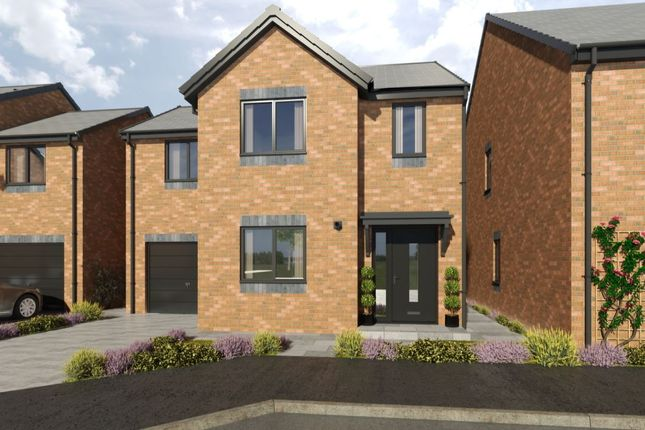 Detached house for sale in Marley View, Marley Hill, Newcastle Upon Tyne