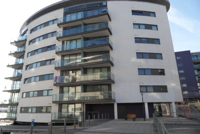 Thumbnail Flat to rent in The Galley, 3 Basin Approach, Albert Basin Way, London