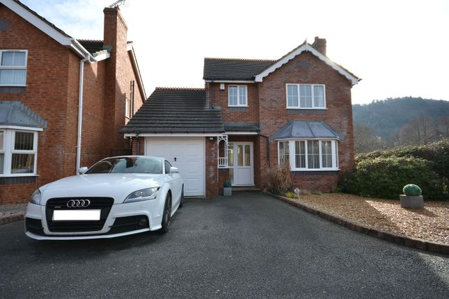 Thumbnail Detached house for sale in Bryn Twr, Abergele