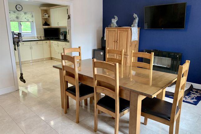 Dining Room of Bastleford Road, Rosemarket, Milford Haven SA73