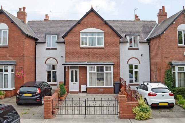 Thumbnail Terraced house for sale in Chestnut Avenue, York