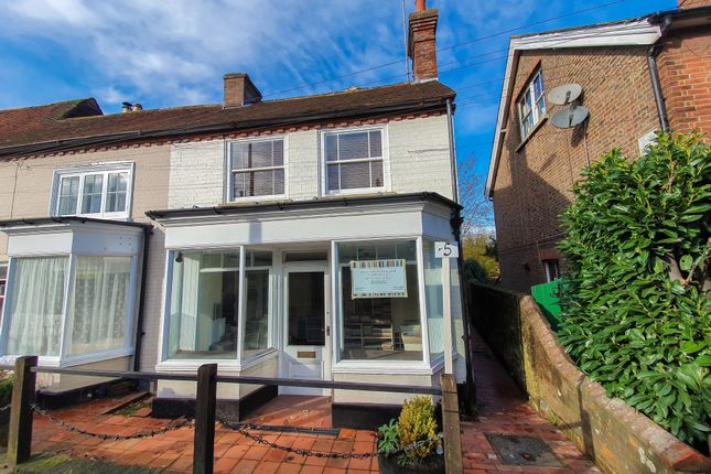 Thumbnail End terrace house for sale in London Road, Forest Row, East Sussex