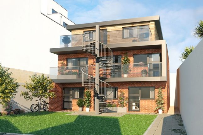 Thumbnail Block of flats for sale in Southcote Road, Bournemouth