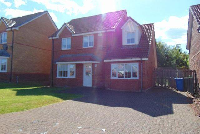 Thumbnail Detached house to rent in Aberdour Court, Blantyre, Glasgow