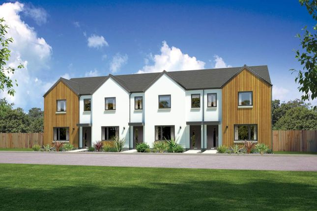 """3 bedroom terraced house for sale in """"Argyll"""" at Whitehills Gardens, Cove, Aberdeen"""