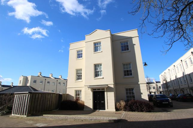 Thumbnail Town house for sale in Mizzen Road, Plymouth