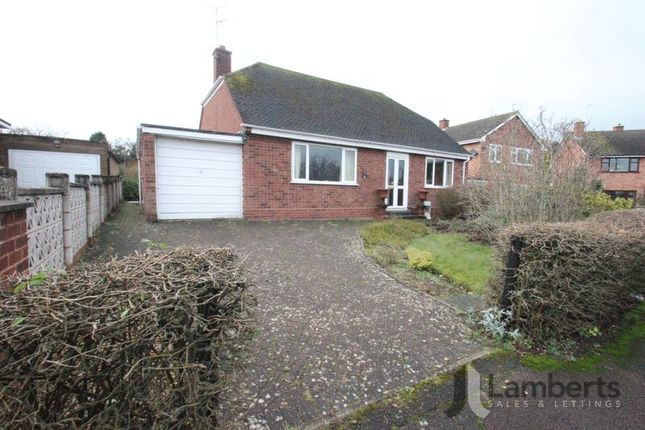 Thumbnail Detached bungalow for sale in Lansdowne Road, Studley