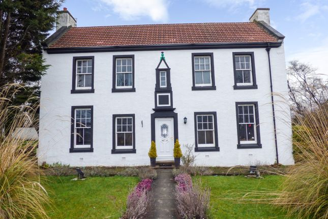 Thumbnail Detached house for sale in Wellesley Road, Leven, Fife