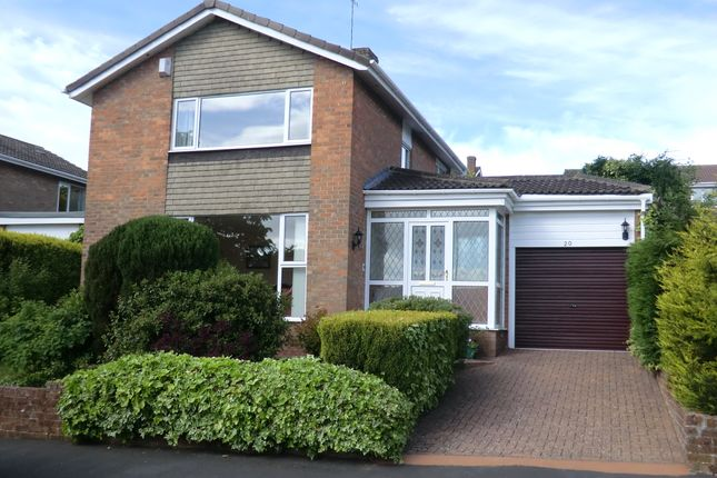 Thumbnail Detached house for sale in Middlewood Road, Durham
