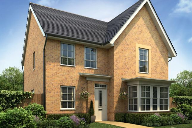 """Thumbnail Detached house for sale in """"Cambridge"""" at Park Hall Road, Mansfield Woodhouse, Mansfield"""