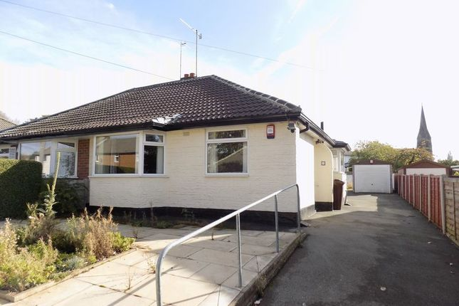 Thumbnail Semi-detached bungalow for sale in Kingsdale Crescent, Bradford