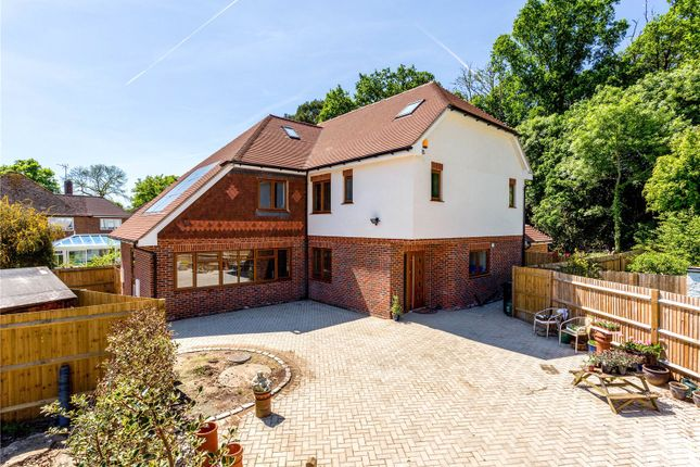 Thumbnail Detached house for sale in Farmhouse Close, Woking, Surrey