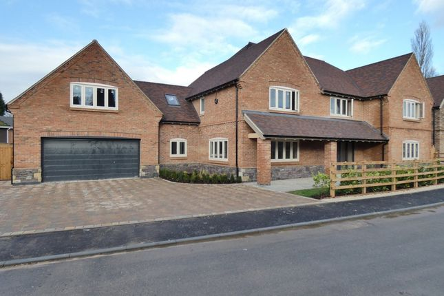 Thumbnail Detached house for sale in Off Normanton Road, Packington, 1