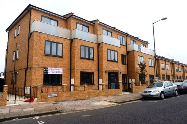 Thumbnail Flat to rent in Victory Court, Litchfield Gardens, Willesden, London