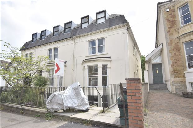 Thumbnail Flat for sale in Lower Redland Road, Redland, Bristol