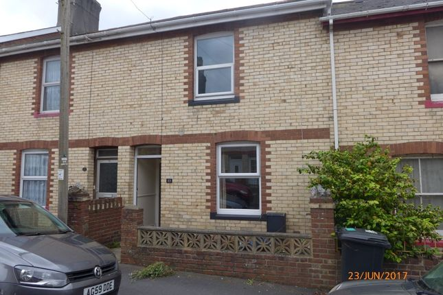Thumbnail Terraced house to rent in Netley Road, Kingsteignton