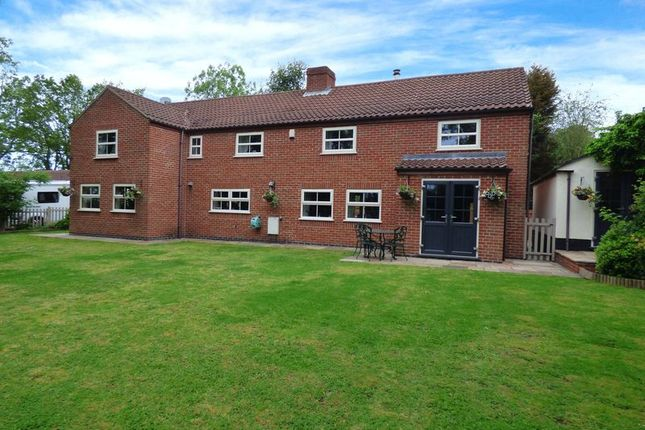Thumbnail Detached house for sale in Hilcote Lane, Hilcote, Alfreton