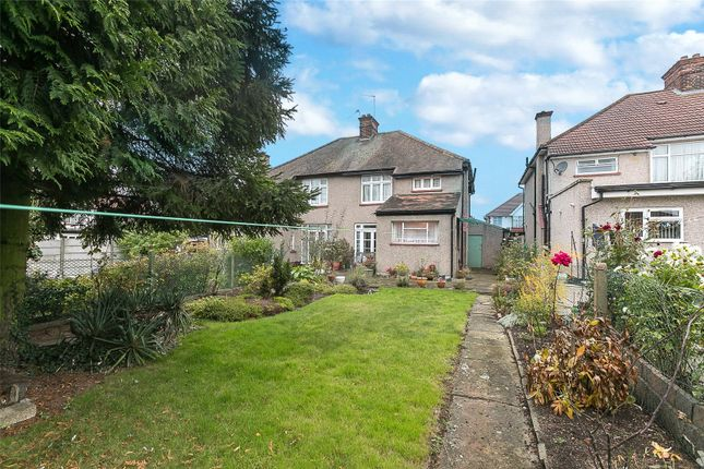 Thumbnail Semi-detached house for sale in Bassingham Road, Wembley