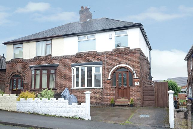 3 bed semi-detached house for sale in Clive Road, Newcastle-Under-Lyme