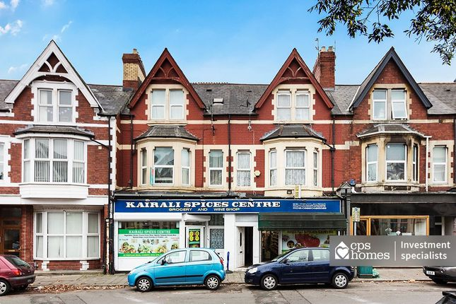 Thumbnail Flat for sale in Pen-Y-Lan Road, Roath, Cardiff