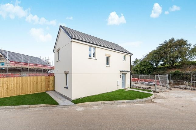 Thumbnail Detached house for sale in Caraway Close, Camborne