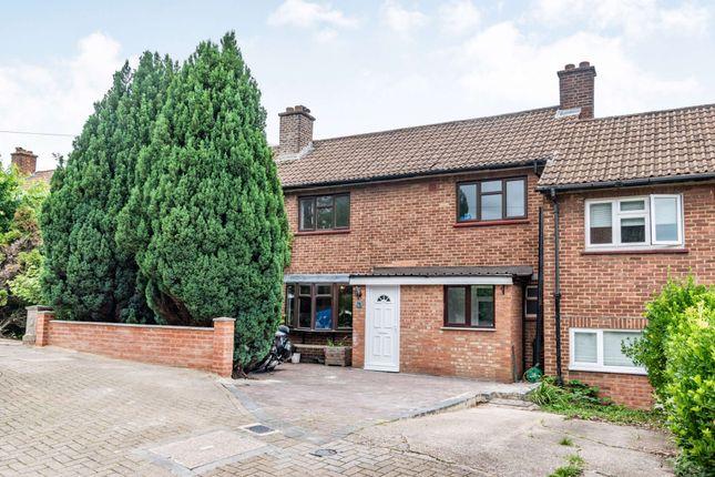 Thumbnail Terraced house for sale in Slades Drive, Chislehurst