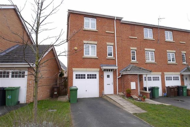 Thumbnail Semi-detached house to rent in Boulevard Rise, Middleton