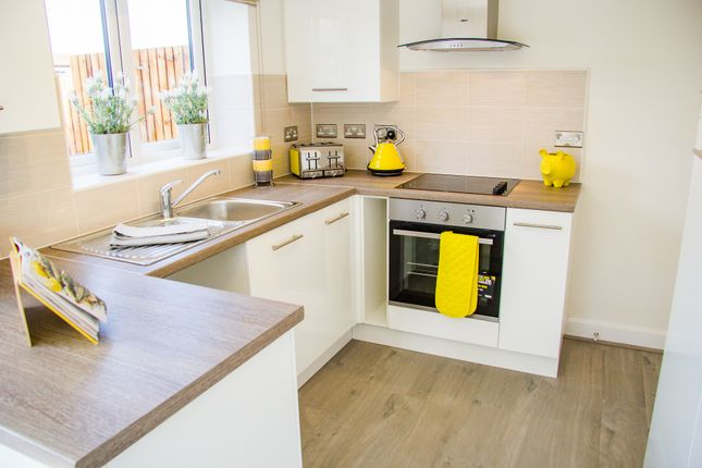 Thumbnail Semi-detached house to rent in Admirals Road, Birchwood Warrington