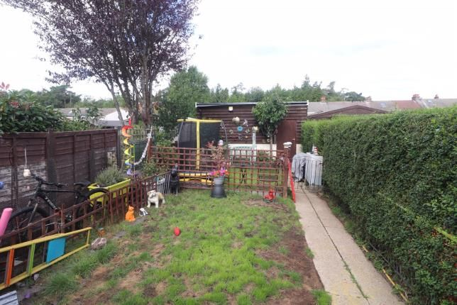 Rear Garden of Homestead Road, Caterham, Surrey CR3