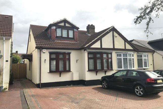 Bungalow for sale in Geoffrey Avenue, Harold Wood, Romford
