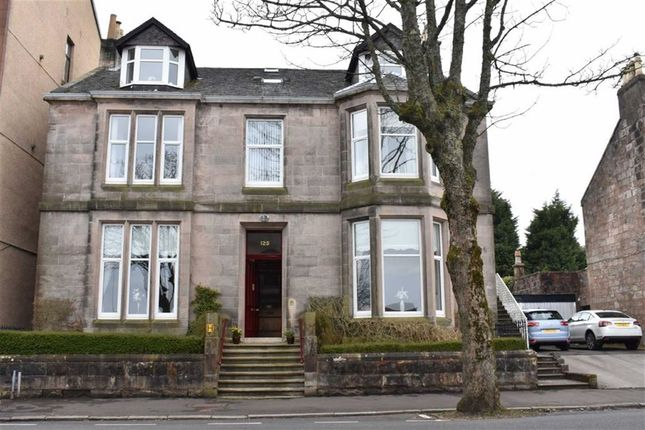 Thumbnail Flat for sale in 127, Finnart Street, Greenock