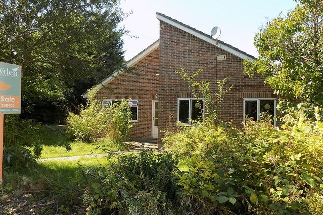 Thumbnail Detached bungalow for sale in Meadow View, Bradford Peverell, Dorchester, Dorset