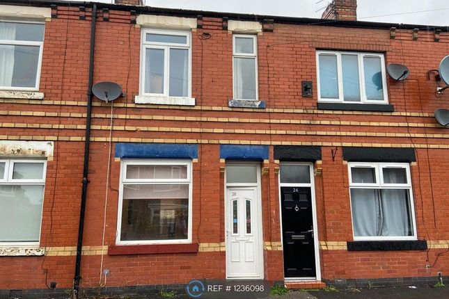 Thumbnail Terraced house to rent in Rothwell Street, Failsworth, Manchester