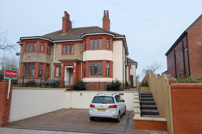 Thumbnail Flat for sale in Lingdale Road, West Kirby, Wirral