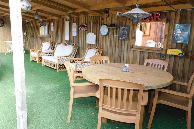 Shelter 2 of William Way, Wainfleet, Skegness PE24