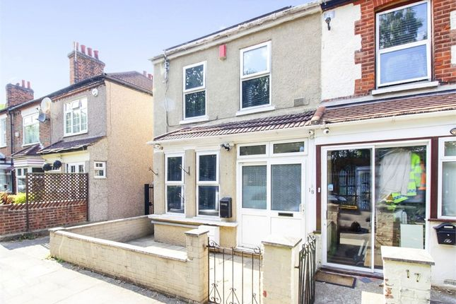 Thumbnail End terrace house for sale in Athol Road, Erith, Kent