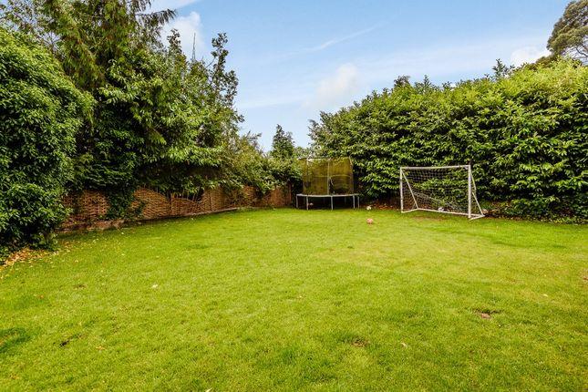 Garden of Shortheath Road, Farnham GU9