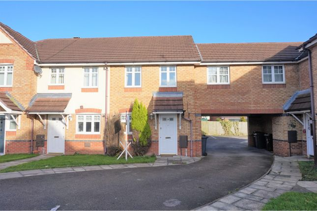 3 bed terraced house for sale in Dartington Road, Wigan